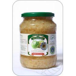 Kapusta kiszona 700g BIO - Runoland z kategorii Przetwory warzywne i owocowe