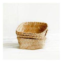 Bambusowy kosz - mały marki Import bali