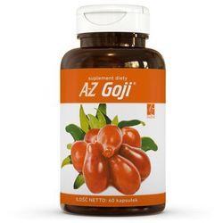 A-Z Goji extract 300mg 60 kaps. - kapsułki tabletki na odchudzanie