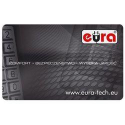 """Eura-tech.eu Karta zbliżeniowa """"eura"""" idk-00g1 do wybranych wideodomofonów domofonów zamków szyfrowych, g13a700 (5905548273747)"""