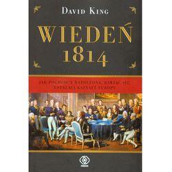 Wiedeń 1814, książka w oprawie twardej