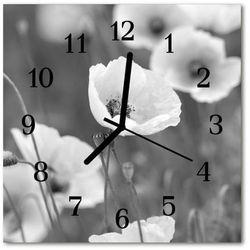 Zegar ścienny kwadrat Maki