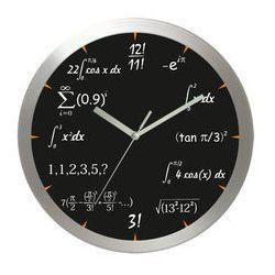 Atrix Zegar aluminiowy matematyka #4