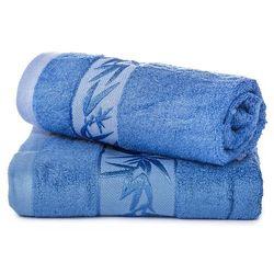 Jahu komplet ręczników bambus hanoi niebieski marki 4home