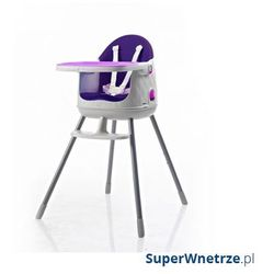 Wielofunkcyjne krzesełko Multi Dine Keter fioletowe