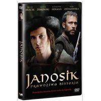 Janosik - prawdziwa historia (DVD) - Eva Borusovicova (5900058124657)