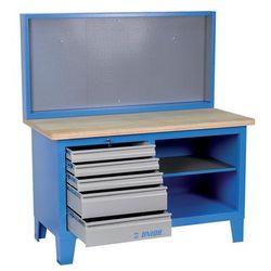 Stół warsztatowy z tablicą narzędziową (612220) 946ac marki Unior