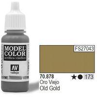 Vallejo Farba Nr173 Old Gold 17ml z kategorii Farby modelarskie