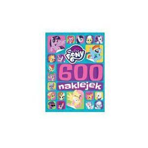 My Little Pony 600 naklejek (2017)
