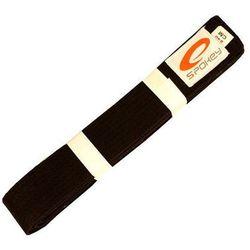 Pas do kimona Unsu ciemnobrązowy - Spokey - ciemnobrązowy - produkt z kategorii- Akcesoria do sportów walki