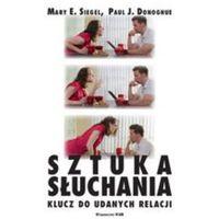 SZTUKA SŁUCHANIA (oprawa miękka) (Książka) (opr. broszurowa)