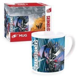 Starpak, Transformers, kubek porcelanowy, 250 ml z kategorii Pozostałe artykuły szkolne i plastyczne