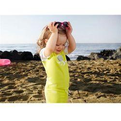 Koszulka kąpielowa Reima Azores UV różowa (supreme pink) z kategorii Pozostała moda i styl