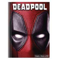 Deadpool (DVD + książka)