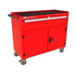 Fastservice Wózek warsztatowy truck z szufladą i drzwiami pt-232