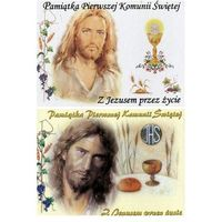 Pamiątka I Komunii Świętej Z Jezusem przez życie - OPOKA (9788387078331)