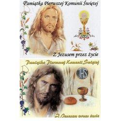Pamiątka I Komunii Świętej Z Jezusem przez życie - OPOKA z kategorii Na Pierwszą Komunię dla chłopca