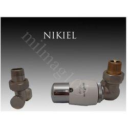 Zestaw zaworów grzejnikowych termostatycznych MASTER prawy NIKIEL - oferta (055cdfae6f03d3ca)