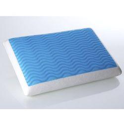 Żelowa poduszka Memory Foam 60x40 cm - ortopedyczna - EMIN (7081455669601)