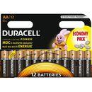 Bateria DURACELL Basic AA 12 szt., AA/LR6K12/4520124