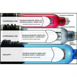 Bathmate - Hydromax X40 (niebieska) - produkt z kategorii- Powiększanie penisa