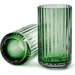 Wazon Lyngby szklany Copenhagen Green 12 cm, 201037
