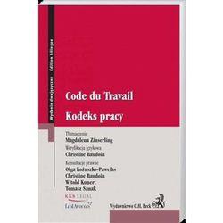 Kodeks pracy Code du Travail (ISBN 9788325540197)