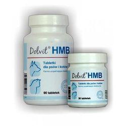 Dolfos  dolvit hmb tabletki dla psów i kotów z hmb 30/90 tabletek, kategoria: witaminy dla kotów
