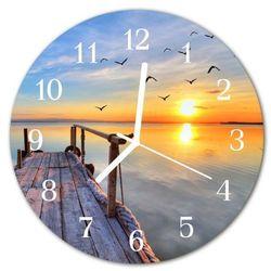 Zegar ścienny okrągły Molo