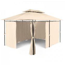 grandezza pawilon ogrodowy namiot imprezowy 3x4m stal poliester beżowy marki Blumfeldt