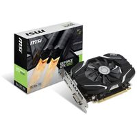 MSI GeForce GTX 1050 OC 2GB GDDR5