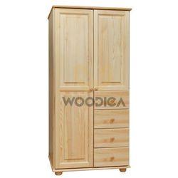 05.szafa 2d4s 80x190x60 marki Woodica