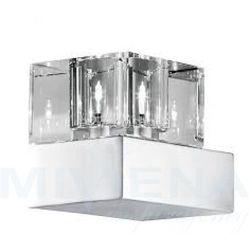 Viokef Sparkle kinkiet 1 chrom kryształ