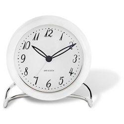 Zegar stołowy Arne Jacobsen LK biały, 43670