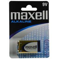 1 x bateria alkaliczna  alkaline 6lr61/9v od producenta Maxell