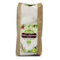 Bio raj Mąka orkiszowa, biała typ 700, bio 500g (5907738150258)