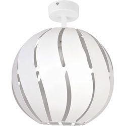 GLOBUS SKOS biały 1 plafon L - lampa sufitowa, 31314