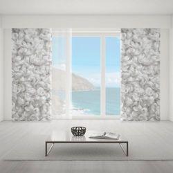Zasłona okienna na wymiar - WHITE PIECE OF CARPET