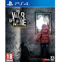 This War Of Mine The Little Ones (PS4)