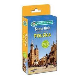 SuperQuiz: Polska. Kapitan Nauka