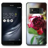 Foto case - asus zenfone ar - etui na telefon foto case - pączek róży marki Etuo.pl