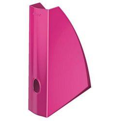 Pojemnik na dokumenty wow a4/6cm 5277-23 różowy marki Leitz