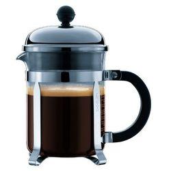 Zaparzacz do kawy Chambord, 4 fliliżanki, 0.50 l, chrom - 0,50 l