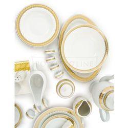 Royalty line Porcelanowa zastawa stołowa - rl-dws68 gold#2