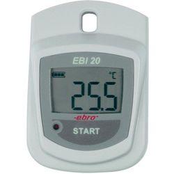 Rejestrator temperatury ebro EBI 20-T1 1601-0042 Kalibracja Fabryczna