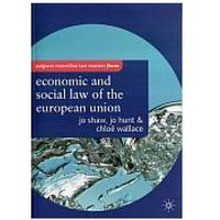 The Economic and Social Law of the European Union (2007)