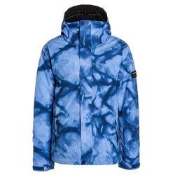 Quiksilver MISSION Kurtka narciarska highdye blue (kurtka dziecięca) od Zalando.pl
