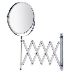 Naścienne lusterko kosmetyczne z teleskopowym ramieniem, powiększenie x3, WENKO