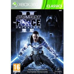 Star Wars The Force Unleashed 2 - gra XBOX 360
