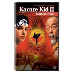 Karate kid 2 (DVD) - John G. Avildsen z kategorii Filmy karate i sztuki walki